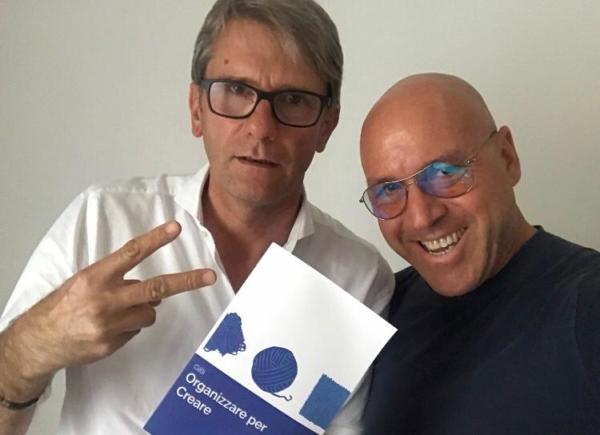 con Marco Ferla